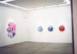 """Descending Painting,"" an exhibition by Noritaka Tatehana at Kosaku Kanechika, Tokyo"