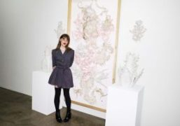 """""""The Pearl Eater,"""" an Exhibition by Evangeline AdaLioryn at Hunter Shaw Fine..."""