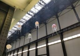 """""""In Love With The World,"""" an exhibition by Anicka Yi at Tate..."""
