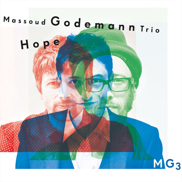 Картинки по запросу Massoud Godemann Trio - Hope
