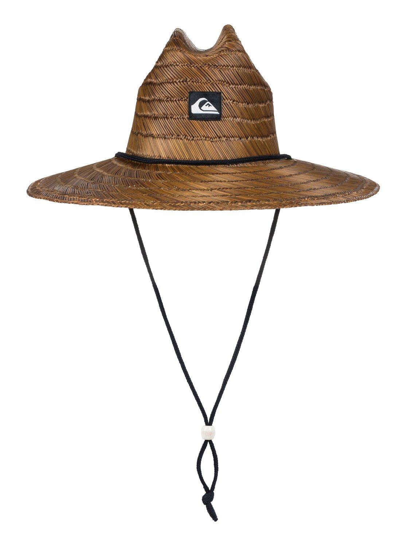 Pierside Straw Lifeguard Hat Aqyha