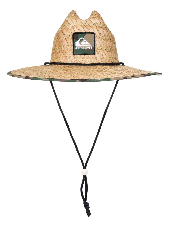 Outsider Straw Lifeguard Hat Aqyha