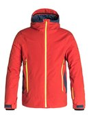Bloke - Snowboard Jacket for Men - Quiksilver