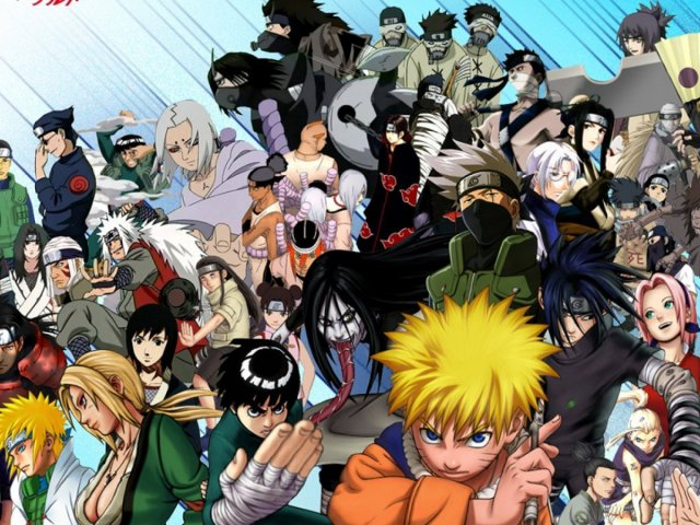 Os 10 ninjas mais fortes de naruto   Quizur