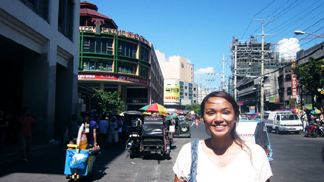 AT HOME. The author discovers how much a Filipino she is in another country. All photos by Rica Facundo