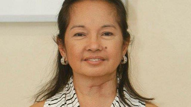 Pampanga Rep Gloria Macapagal-Arroyo