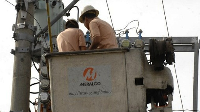 BROWNOUT. Some parts of Makati will be without electricity from 11:30 pm to 4:30 am. Photo by AFP