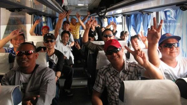 Philippines gives Libya repatriates P10,000 each