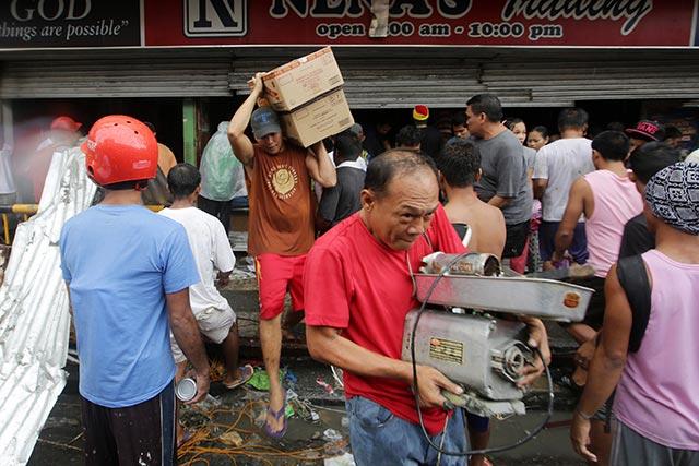 This is not an excuse to commit crime. Kaylan pa nakakain ang gilingan?