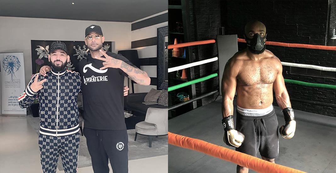 Le combat entre Booba et Kaaris aura bien lieu, c'est signé — MMA