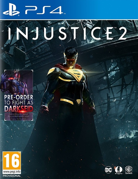 Injustice 2 PS4 Video Games Online Raru