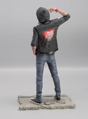 Watch Dogs 2 Statuette PVC Wrench 24 Cm Merch Online Raru