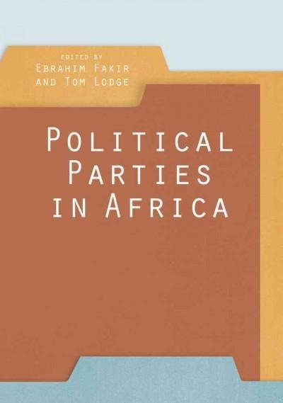 Political Parties in Africa (Paperback) - Books Online | Raru