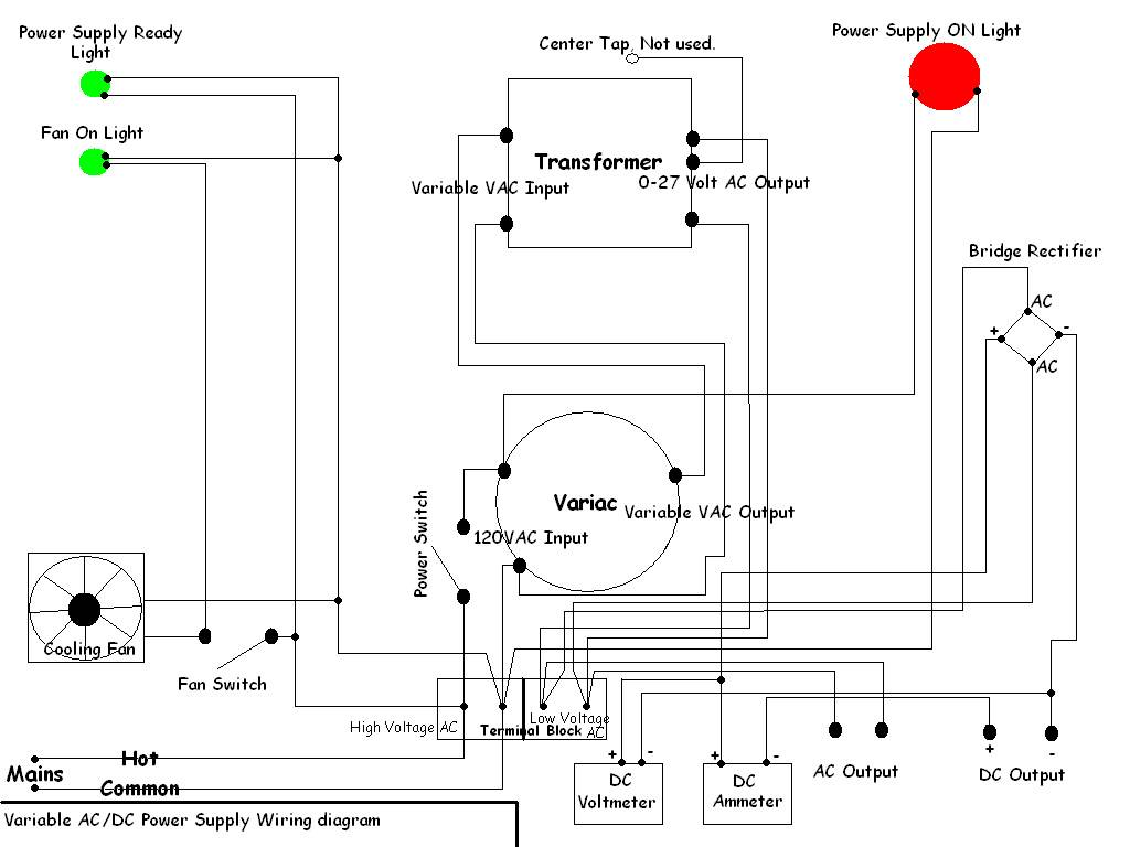 ac panel wiring diagram wire center u2022 rh dxruptive co AC Electrical Wiring Diagrams ac power cord wiring diagram
