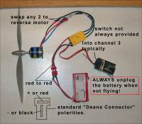 New To Electrics and no Wiring Diagram Included  RC Groups