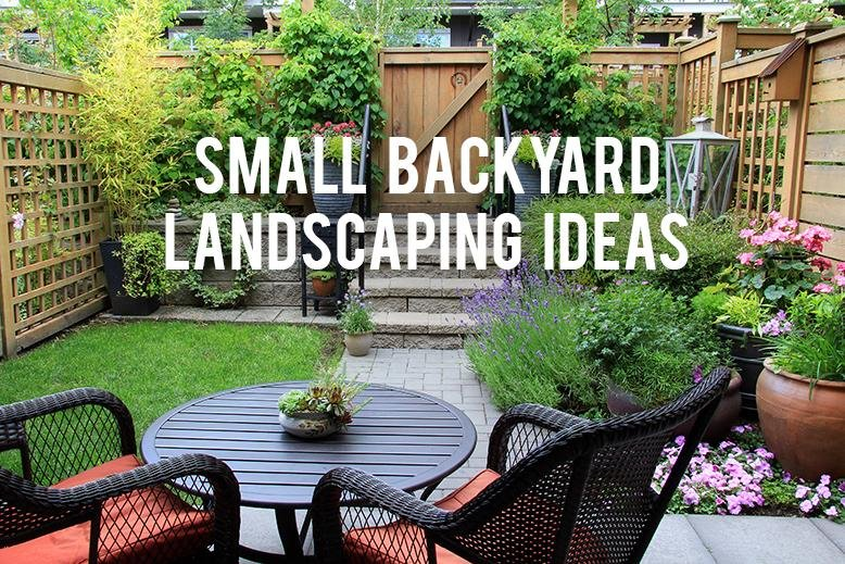 Small Backyard Landscaping Ideas | RC Willey Blog on Small Backyard Landscaping id=54511