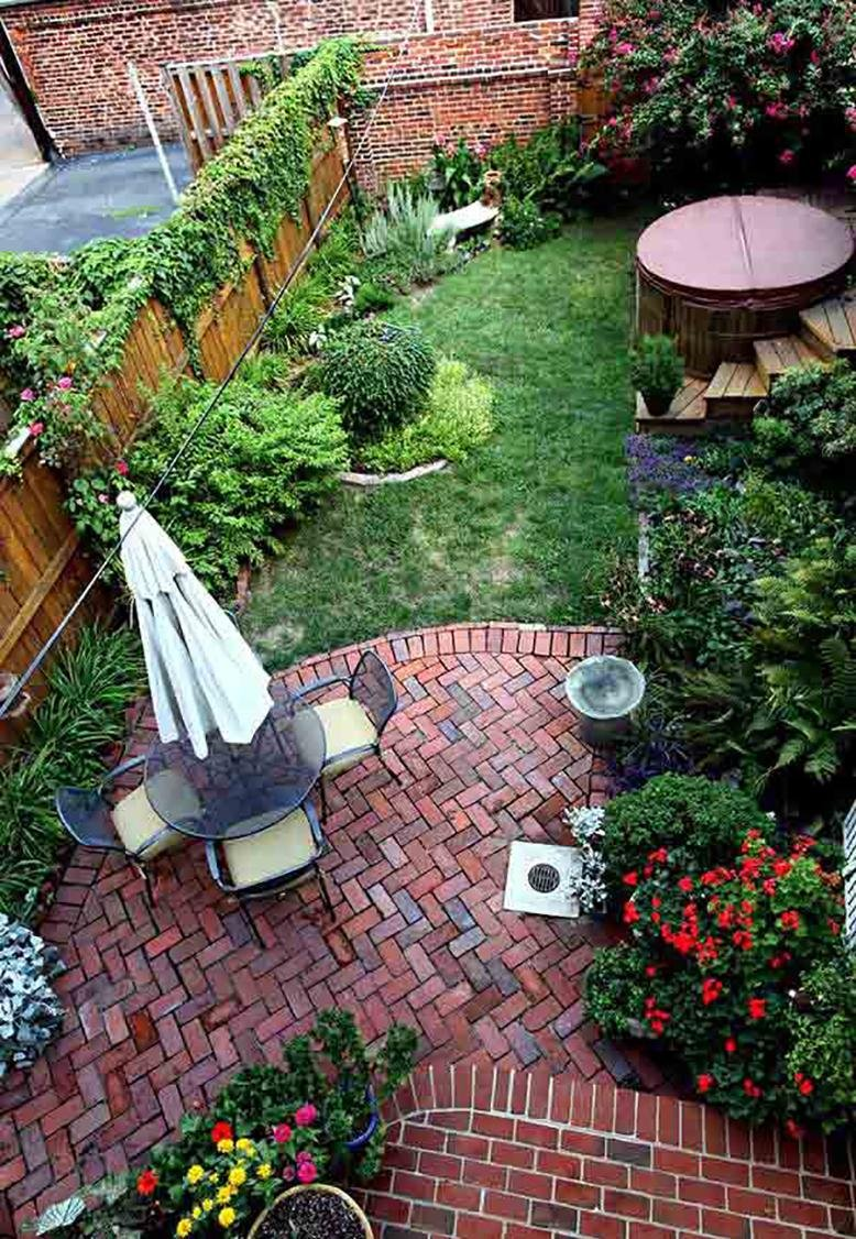 Small Backyard Landscaping Ideas | RC Willey Blog on Back Garden Seating Area Ideas  id=97699