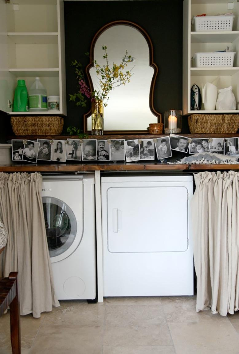 Small Laundry Room Ideas | RC Willey Blog on Small Laundry Ideas  id=88131