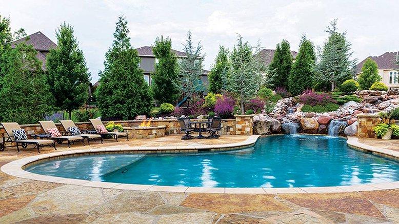 pool patio ideas rc willey blog