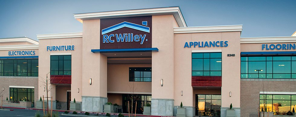 rc willey furniture store in sacramento