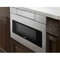 sharp 24 microwave drawer 1 2 cu ft stainless steel