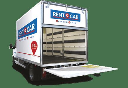 Location Utilitaire Louer Un Camion Pas Cher Ou Fourgon Rent A Car