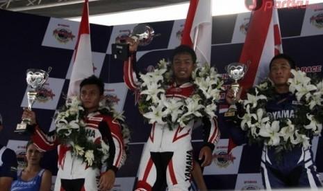 Pembalap Indonesia di Asean Cup Race (ACR) 2012
