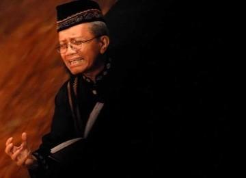 Budayawan Taufik Ismail