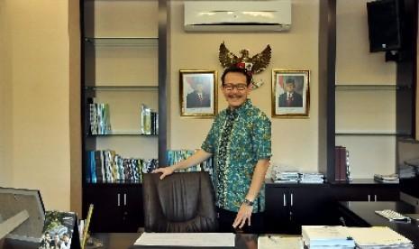 Direktur Utama BPJS Kesehatan Fahmi Idris.