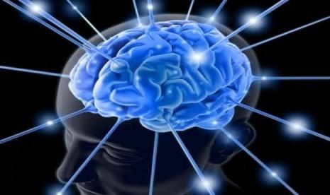 Otak cerdas (ilustrasi)