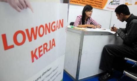 Pengangguran di Indonesia Capai 7,24 Juta
