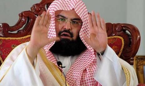Syekh Al-Sudais Jadi Pejabat Setingkat Menteri