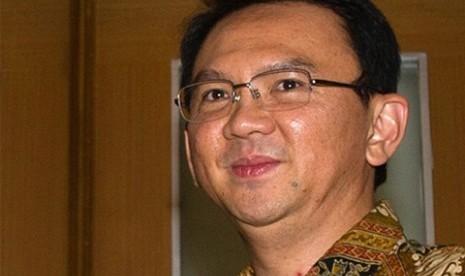 Gubernur DKI Jakarta Ahok.