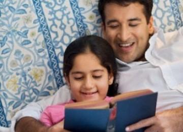 Ayah, Ibu, Sediakan Waktu 20 Menit untuk Anak