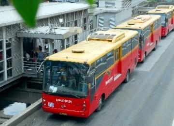 Tahun Ini, Transjakarta Tambah 178 Bus Baru