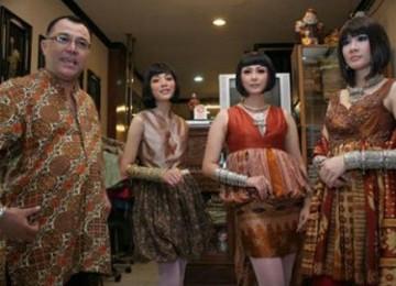 Desainer Batik Jawa Sonny Radji Tutup Usia