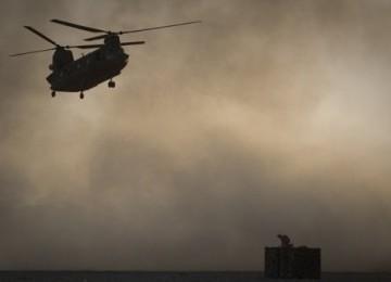 Kebetulankah? 20 Personel Militer yang Turut Serbu Markas Bin Laden Tewas dalam Kecelakaan Helikopter