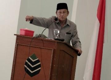 Ini Pidato Pancasila BJ Habibie:  Reaktualisasi Pancasila dalam Kehidupan Berbangsa dan Bernegara