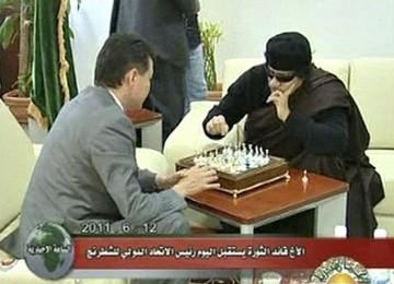 Di Mana Qadafi? Kabar Terakhir Dia Masih di Libya