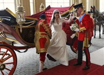 Ingin Gaun Pengantin ala Kate Middleton? Situs Cina Menjualnya Sesaat Setelah Pernikahan Mereka