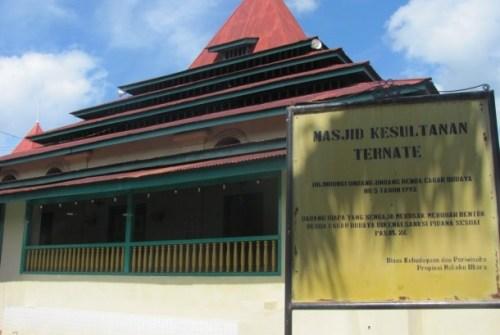 Jejak Islam di Nusantara.