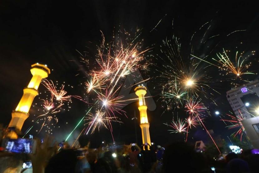 4 Tempat Seru Dan Hemat Untuk Tahun Baruan Di Bandung Republika Online