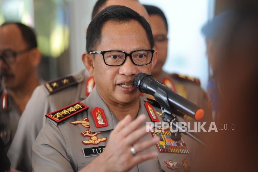 Kapolri Jendral Polisi Tito Karnavian