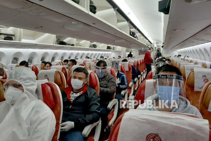 200 Wni Dipulangkan Dari India Sejak Pandemi Covid 19 Republika Online