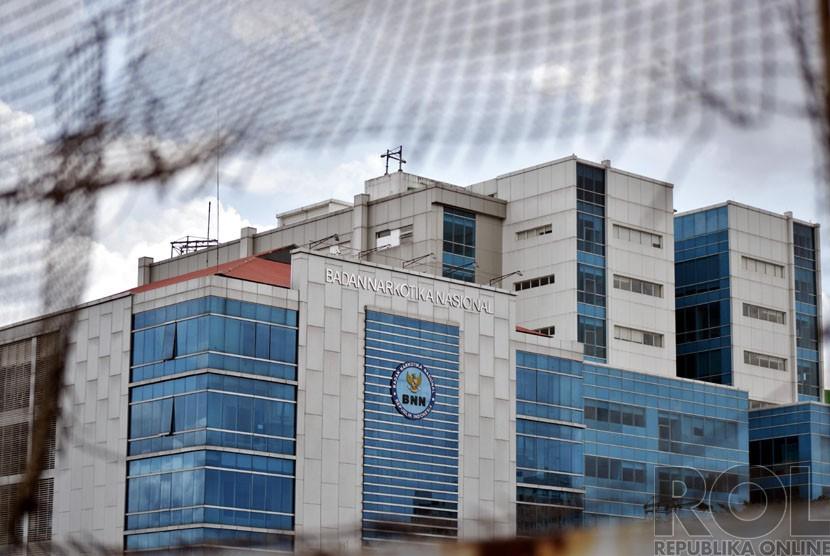 Gedung Badan Narkotika Nasional (BNN).