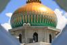 Persiapan Masjid Menyambut Datangnya Bulan Suci Ramadan