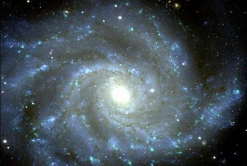 Apakah energi gelap ada di alam semesta?