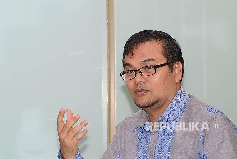 Anggota Komnas HAM Maneger Nasution.