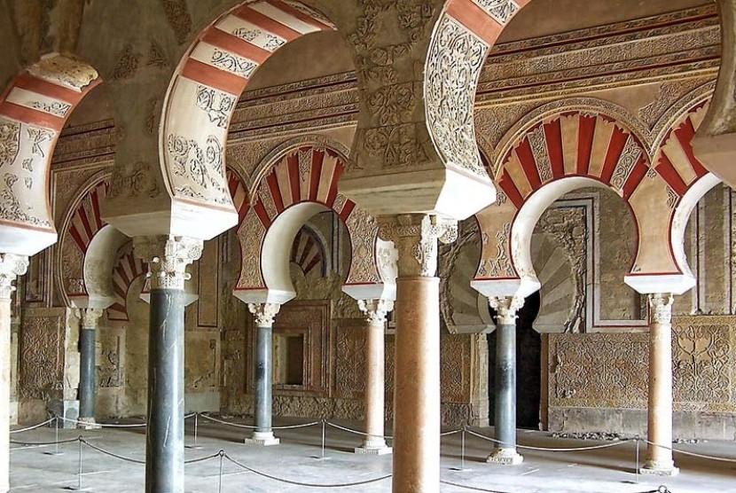 Arsitektur Islam Andalusia.