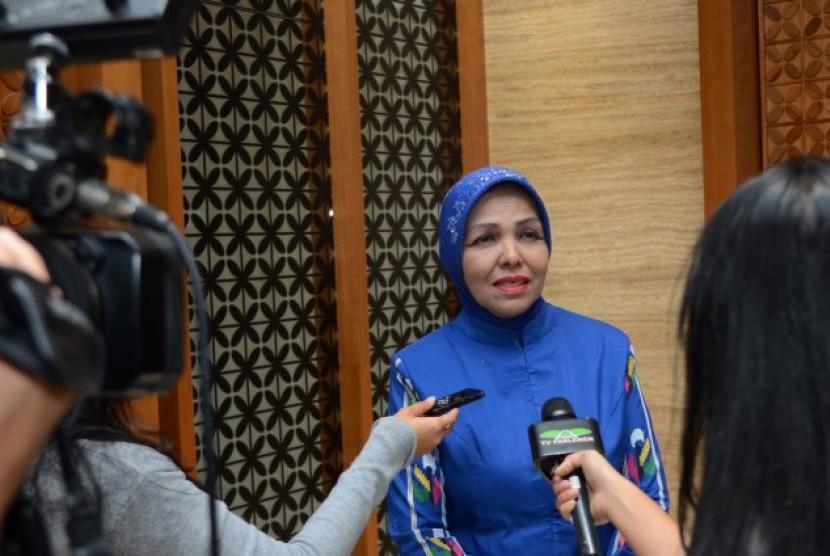 Ketua Badan Kerja Sama Antar Parlemen (BKSAP) Nurhayati Ali Assegaf